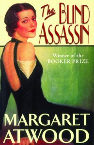 Favorite book: The Blind Assassin by Margaret Atwood